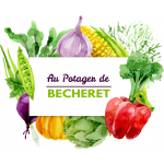 Logo Au Potager De Becheret