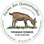 Logo Ferme Des Quintefeuilles