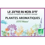 Logo Le Jardin Du Mont D'or