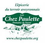Logo Sas Chez Paulettte