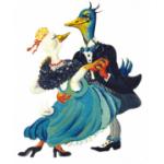 Logo Le Canard Bien élevé Du Mas Cané