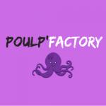 Logo Poulp'factory