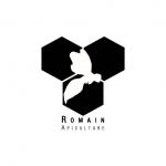 Logo Romain Apiculture