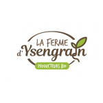 Logo La Ferme D'ysengrain / E.i. Matthieu Herrmann