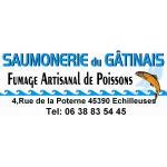 Logo Saumonerie Du Gâtinais