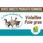 Logo Ferme Des Quatre Temps