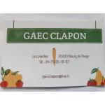 Logo Gaec Clapon