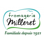 Logo Fromagerie Milleret