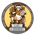 Logo Gaec Of Thrones