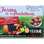 Logo Ferme De La Pouletterie
