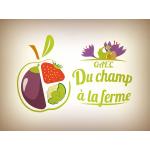 Logo Gaec Du Champ A La Ferme