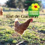 Logo EARL DE CORNATON
