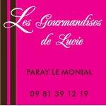 Logo Les gourmandises de Lucie