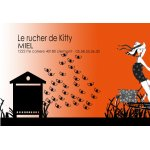 Logo Le rucher de Kitty