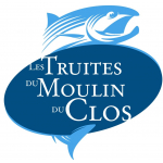 Logo Les Truites Du Moulin Du Clos