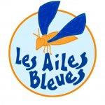 Logo Les Ailes Bleues