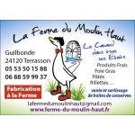 Logo La Ferme Du Moulin Haut
