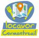 Logo Locavor de Cormontreuil