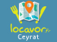 Logo Locavor de Ceyrat
