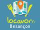 Logo Locavor de Besançon