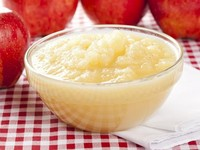 Compote pommes myrtilles